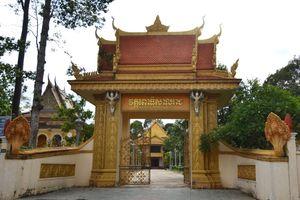 Độc đáo đình, chùa, miếu miền Tây: Truyền thuyết Phật trôi chùa Ông Mẹt