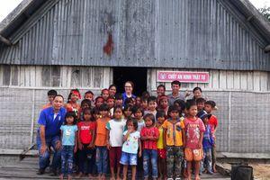 Góp phần cải thiện sức khỏe trẻ em và nâng cao hiệu quả giáo dục mầm non tỉnh Gia Lai