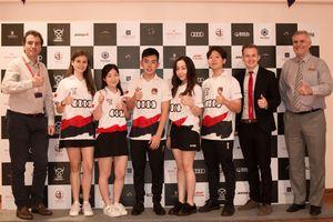 Học sinh Việt tham dự vòng chung kết 'F1 cho trường học'