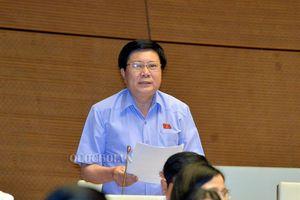 Bộ trưởng bộ tn&mt Trần Hồng hà: thừa nhận về bất cập trong công tác quản lý dẫn đến ô nhiễm làng nghề