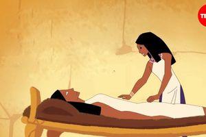 Một ngày của bác sĩ thời Ai Cập cổ