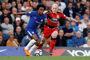 Wilian khiến MU nhói lòng, Chelsea sướng rơn