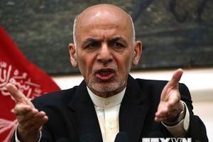 IEC công bố thời gian tổ chức cuộc bầu cử tổng thống ở Afghanistan