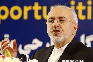 Iran: Mỹ nên tự trách mình vì rút khỏi thỏa thuận hạt nhân