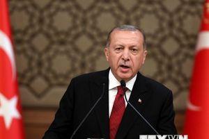 Tổng thống Thổ Nhĩ Kỳ chỉ trích các tuyên bố đe dọa của Mỹ