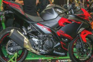 2018 Kawasaki Ninja 250 lên kệ, vừa tiền dân chơi môtô