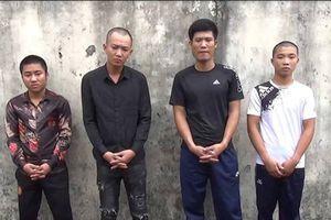 Bắt băng nhóm tàng trữ súng đạn hành nghề 'bảo kê' Phú Quốc