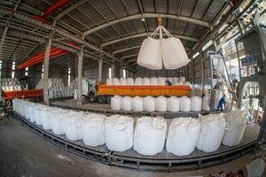 6 tháng, Tập đoàn TKV tiêu thụ 653,105 tấn alumin