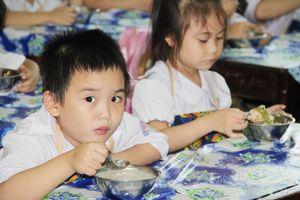 Dinh dưỡng cho học sinh tiểu học: Kỳ 1: Không thể thờ ơ