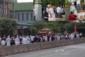 Xót xa tang lễ các nạn nhân vụ tai nạn thảm khốc ở Quảng Nam
