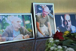 Thông tin mới nhất về 3 nhà báo người Nga bị sát hại tại Cộng hòa Trung Phi