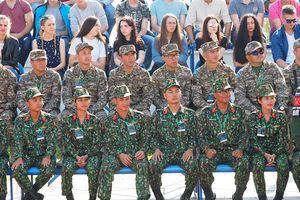 Army Games 2018: Đoàn Việt Nam bắt đầu tranh tài ở nội dung Quân y