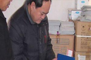 Quan chức Trung Quốc nhập viện cấp cứu, nghi tự sát sau bê bối vaccine rởm