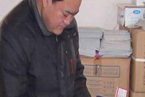 Trung Quốc: Quan chức chịu trách nhiệm vụ vắc-xin giả 'tự tử'