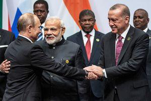 Lý do Thổ Nhĩ Kỳ muốn 'kết hôn' với BRICS