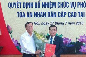 Điều động bổ nhiệm một loạt lãnh đạo của Bộ GTVT, VPQH, TANDTC