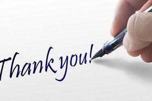 Công dân Nhật Bản gửi thư cảm ơn Công an Hải Phòng