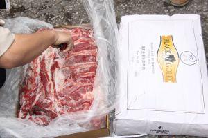 Hải quan lên tiếng vụ bán đấu giá lô hàng gần 170 tấn thịt trâu đông lạnh