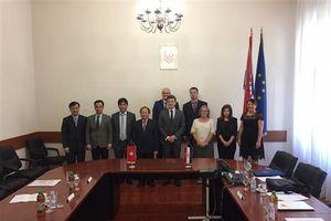 Việt Nam và Croatia ký Hiệp định tránh đánh thuế hai lần