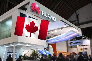Canada coi 'người khổng lồ' Huawei của Trung Quốc là mối đe dọa an ninh