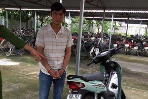 Khám phá nhanh vụ cướp tài sản của một người lái 'xe ôm' Grab