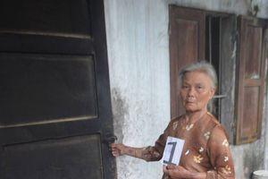'Siêu trộm' U70 mang tiền án vẫn tiếp tục cạy cửa trộm tài sản nhà dân