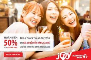 Maritime Bank ưu đãi 'khủng' nhân dịp sinh nhật 27 tuổi