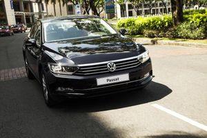 Volkswagen thêm phiên bản Passat BlueMotion COMFORT 2018 về Việt Nam