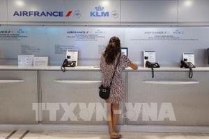 Air France-KLM kinh doanh có lãi trong quý II/2018