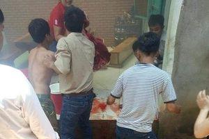 Bình gas mini bất ngờ phát nổ, 2 thiếu niên nguy kịch tính mạng