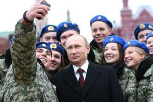 Putin thành lập tổng cục giáo dục lòng yêu nước cho binh sĩ quân đội