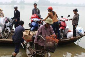 Hà Tĩnh: Làng 'ốc đảo' trước nguy cơ xóa sổ!