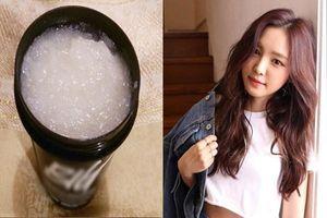 Cách làm tóc nhanh dài bằng muối hiệu quả chỉ sau 1 tuần