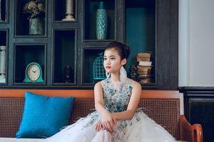Cô bé người Việt vừa tròn 10 tuổi bất ngờ đăng quang Hoa hậu châu Á - Thái Bình