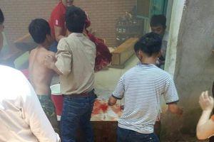 Đắk Lắk: Nổ bình gas mini, 2 học sinh bị thương nặng