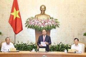 Thủ tướng yêu cầu báo cáo giải pháp cho kỳ thi THPT quốc gia
