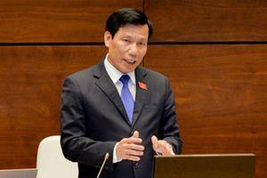 Bộ trưởng Nguyễn Ngọc Thiện được giới thiệu làm chủ tịch VFF