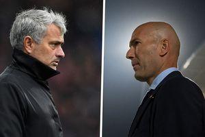 MU sẽ sa thải HLV Mourinho để dọn đường đón Zidane?