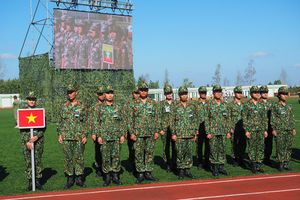 Đội Việt Nam sẽ tham dự cuộc thi tiếp sức quân y tại Army-2018