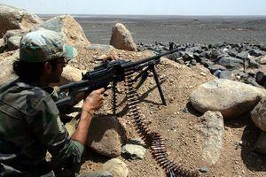 Quân đội Syria thắng lớn, kiểm soát toàn bộ lưu vực Yarmouk