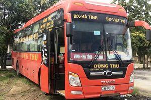 CSGT Nghệ An bắt giữ xe khách chở 60 kg pháo nổ