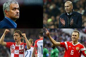 Chuyển nhượng 1/8: Modric rời Real, Zidane thế chỗ Mourinho tại MU?