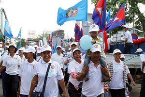 Bầu cử Quốc hội Campuchia: Thắng lợi lớn nhất là niềm tin của nhân dân