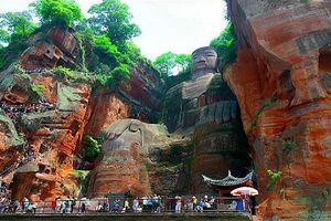 Huyền tích bí ẩn tượng Phật bằng đá 'khủng'