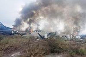 Mexico: Tai nạn máy bay, 97 người bị thương