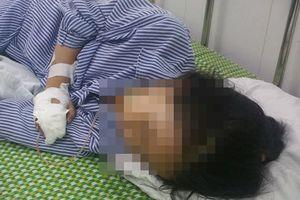 Vụ dùng dao cứa cổ vợ và 2 cháu, nghi phạm đã tự tử