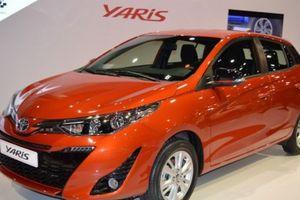 Toyota Yaris 2018 gia nhập thị trường Việt vào tháng 8 có gì nổi bật?