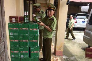 Lạng Sơn: Liên tiếp bắt giữ hàng không có hóa đơn chứng từ