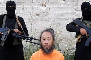 Nhà báo Nhật bị bắt cóc, kêu cứu trên mạng