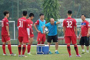 HLV Park Hang Seo thừa nhận U23 Việt Nam chịu áp lực lớn